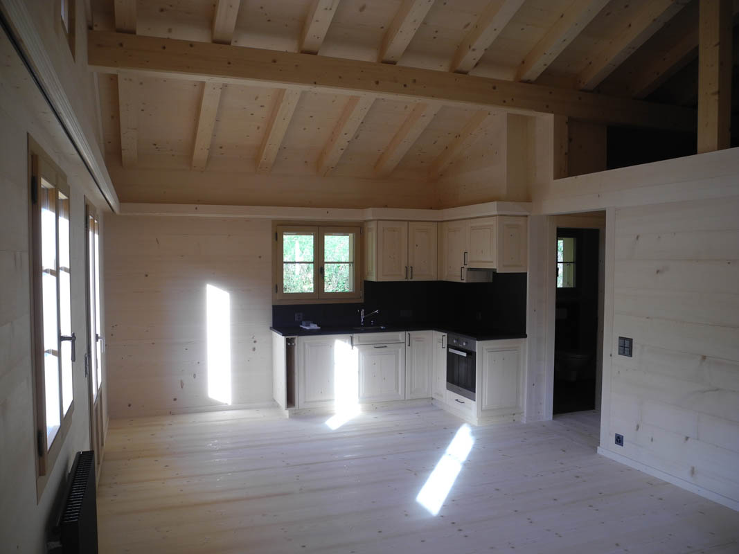 burri chaletbau umbau ferienhaus roh und innenausbau 09. Black Bedroom Furniture Sets. Home Design Ideas